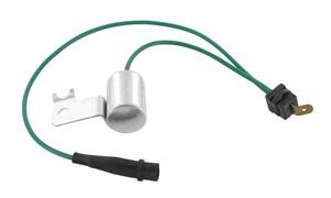 Kondensator, tenningssystem