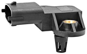 Sensor, boost pressure, Intake manifold