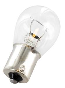 Glødelampe, bremselys, Bak