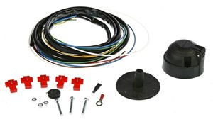 Electrical cable kit, 7-pin