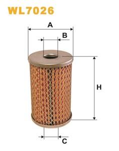 Hydraulikkfilter, styring