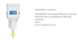2000/5/50MK m vattenlarm