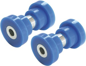 Bushing kit, link arm, polyurethane, Right or left