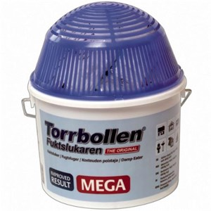 TORRBOLLEN - TORBOLLEN MEGA, MED 3 REFILLER