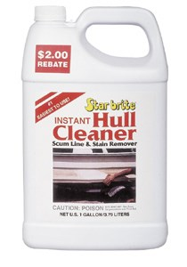 Bildel: HULL CLEANER 3,8L