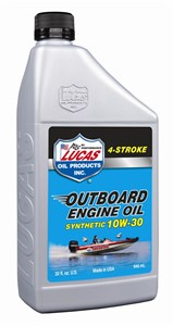 FYRTAKTSOLJA - SYNTHETC 10W-30 OUTBOARD ENGINE OIL