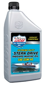 MOTOROLJA - STERNDRIVE / INBOARD ENGINE OIL 25W-40 CAT