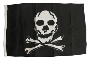 JOLLY ROGER PIRATFLAGGA