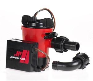 Lensepumpe - ULTIMA COMBO L750 UC - 1150 GPH, 12V - 60 L/MIN - 73 L/MIN