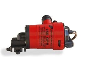 LÄNSPUMP - LOW BOY L550 LB - 800 GPH, 12V - 44 L/MIN - 50 L/MIN