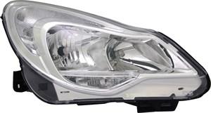 varaosat:Opel Corsa Ajovalo, Vasen
