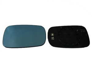 Spegelglas, yttre spegel, Vänster