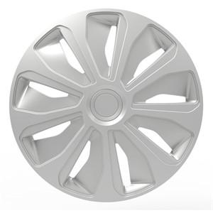 Hjulsidor/ Navkapslar, Platin, 13-inch