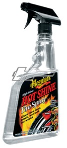 Wet'n Black Däckglans pumpspray 500 ml, Universal