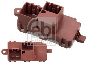 Styreapparat, oppvarming / ventilasjon