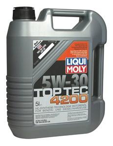 Olja syntetisk 4200 5W30 5L, Universal