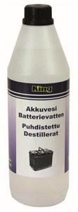 Batterivatten 1L KING, Universal