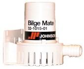 Lensepumpe - BILGE MATE, 400 GPH, 12V - 30 L/MIN