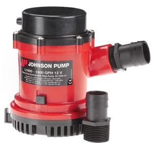 Lensepumpe - L1600, 12V - 98 L/MIN - 100 L/MIN