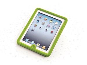Fodral Vattentätt - iPad 1 - Grön