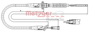 Reservdel:Opel Agila Vajer, koppling