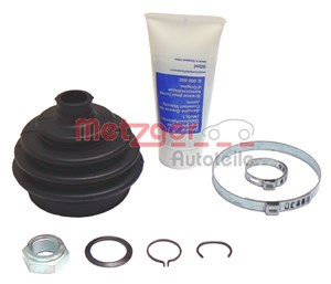 Boot Kit, drive shaft, Front, Rear, Wheel side, Left front