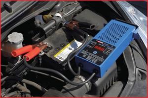 Kontrollapparat, batteri, Universal