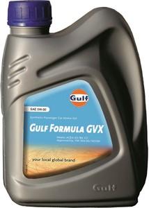 Bildel: Motorolja Gulf Formula GVX 5W-30, Universal