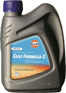 Gulf Formula G 0W-30, Universal
