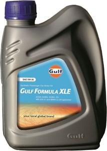 Bildel: Motorolja Gulf Formula XLE 5W-30, Universal