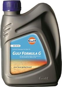 Bildel: Motorolja Gulf Formula G 5W-30, Universal