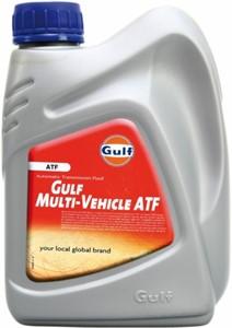 Transmissionsolja Automat Gulf Multi-Vehicle ATF, Universal