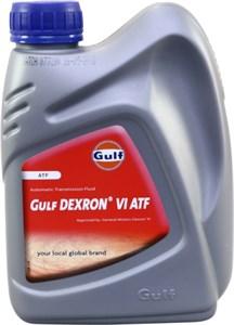 Transmissionsolja Automat Gulf DEXRON®VI, Universal