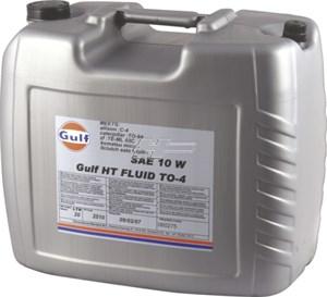 Transmissionsolja Gulf HT Fluid TO-4 10W, Universal