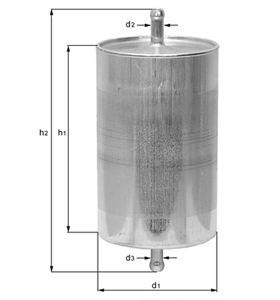 Reservdel:Fiat Uno Bränslefilter