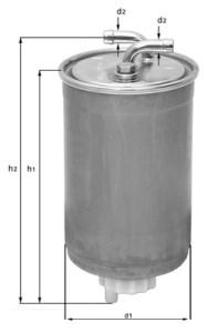 Reservdel:Ford Escort Bränslefilter