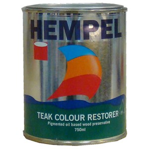 Bildel: TEAK COLOUR RESTORER 0,75L