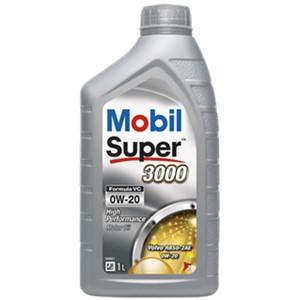 Mobil Super 3000 Formula VC 0W-20, Universal