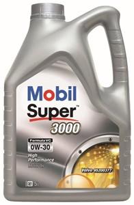 Mobil Super 3000 Formula VC 0W-30, Universal
