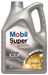Mobil Super 3000 Formula F 0W-30, Universal