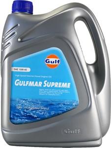 Bildel: Gulfmar Supreme 15W-40, Universal
