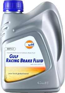 Gulf Racing Brakefluid, Universal