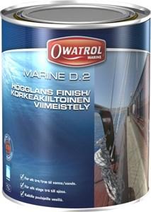 Bildel: OWATROL D-2 1L