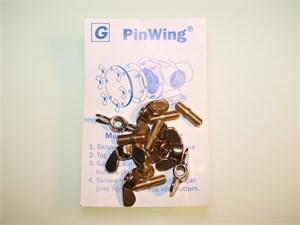 PIN WING 10/32 G