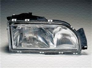 Reservdel:Ford Sierra Lyktglas, strålkastare, Vänster