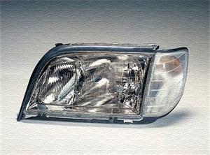 Reservdel:Mercedes S 500 Lyktglas, strålkastare, Vänster