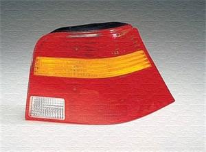 Lampeholder, baklys, Høyre, Venstre
