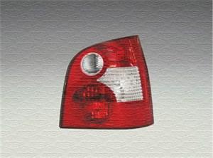 Lampeholder, baklys, Venstre