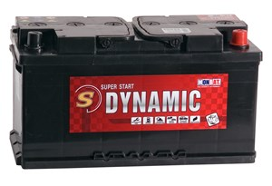 Startbatteri, Bagageutrymme