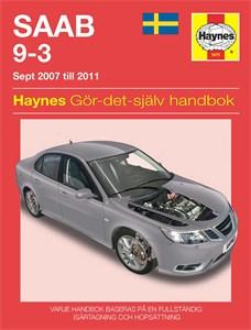Haynes Reparationshandbok, Saab 9-3, SAAB 9-3
